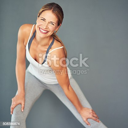 508386622 istock photo Looking and feeling great 508386874