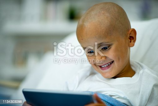 istock Looking At A Tablet 1134303098