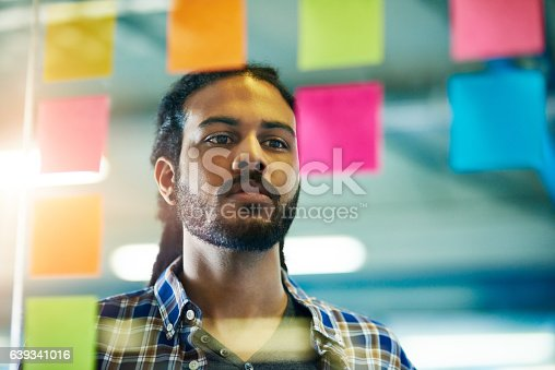 639428672istockphoto Looking at creativity logically 639341016
