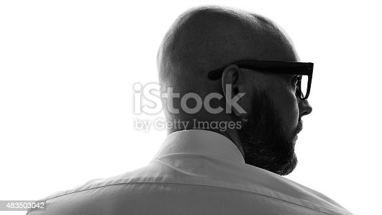 istock Looking at something 483503042