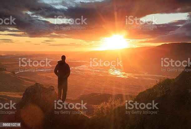 Photo of Looking at the sun