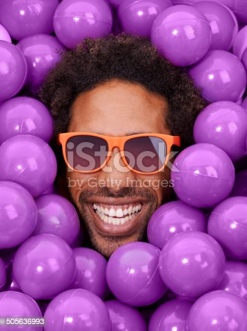 istock Looking cool and crazy! 505636993