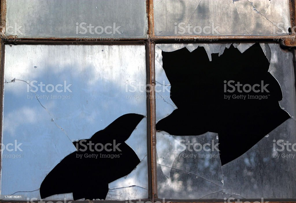 looking for a glazier 5 royalty-free stock photo