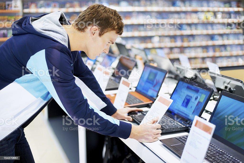Sie suchen nach einem guten Angebot Lizenzfreies stock-foto