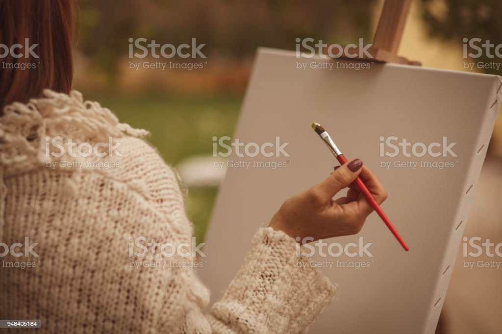 Looking for an inspiration stock photo