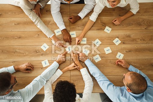 639198068 istock photo Looking for new business ideas 1165044200