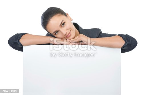istock Looking for new business ideas 504368059