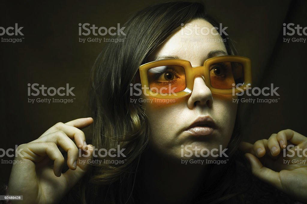 Looking Good royalty-free stock photo