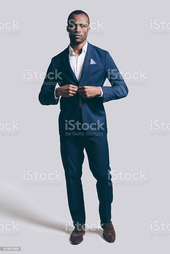 Looking just perfect. stock photo