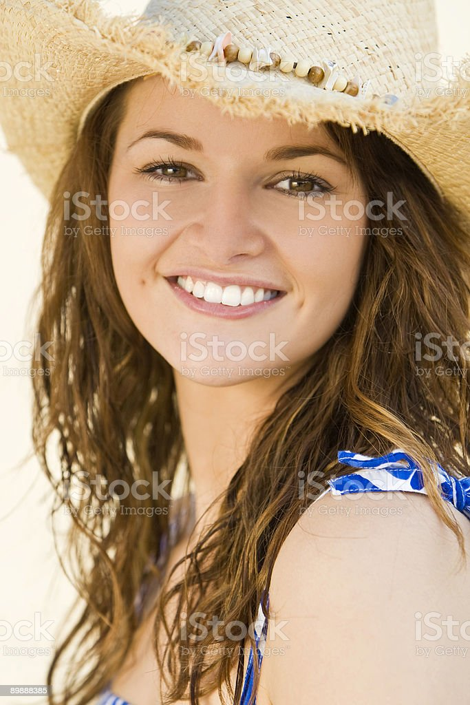 Looking Lovely royalty-free stock photo