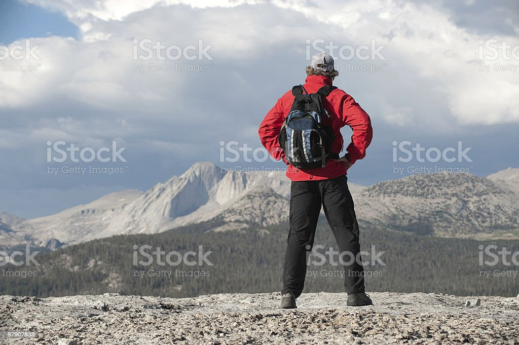 looking on royalty-free stock photo