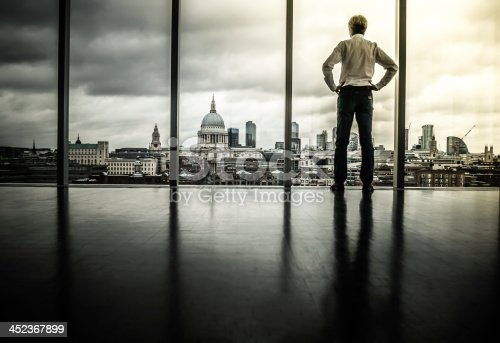 istock Looking Out 452367899