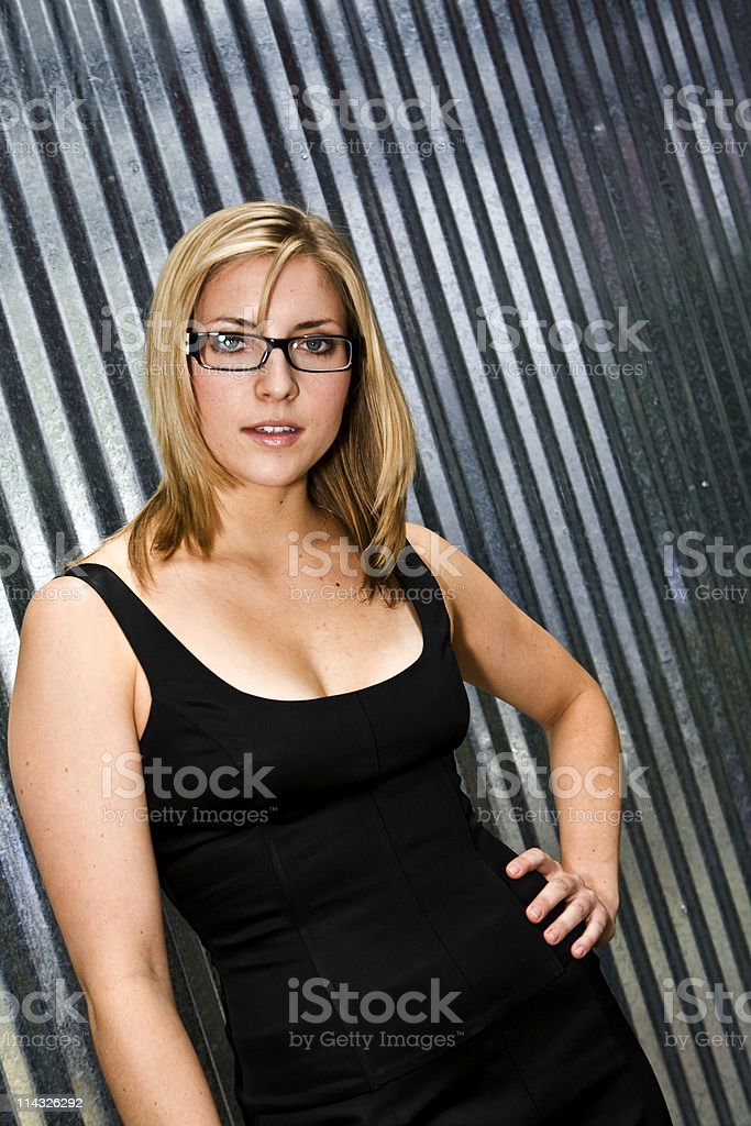 Looking Right At You royalty-free stock photo