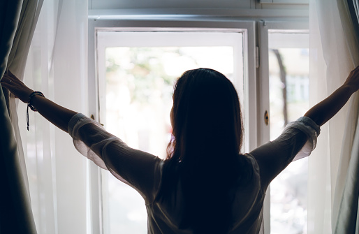 680846060 istock photo Looking through the window 1095976616