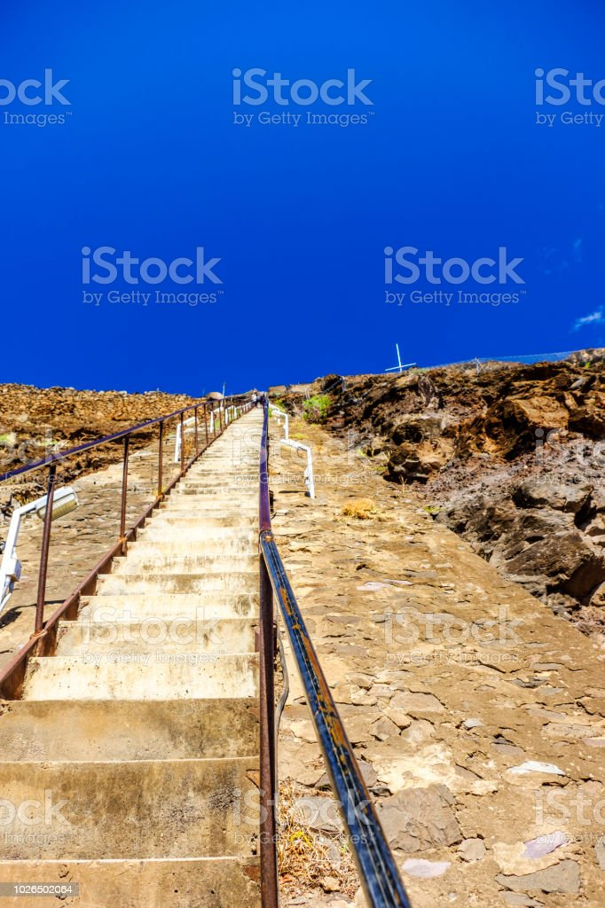 En levant Jacobs Ladder - Photo