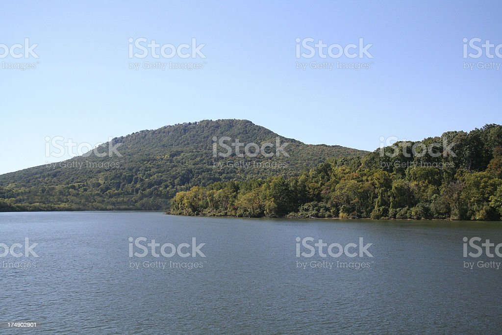 Lookout Mountain - Chattanooga, Tennessee stock photo
