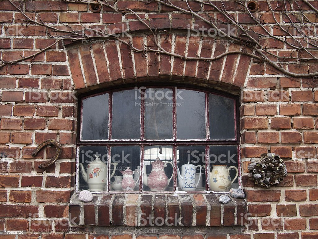 look-out royalty-free stock photo