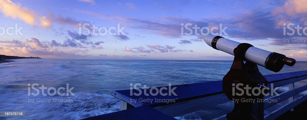 Lookout View royalty-free stock photo