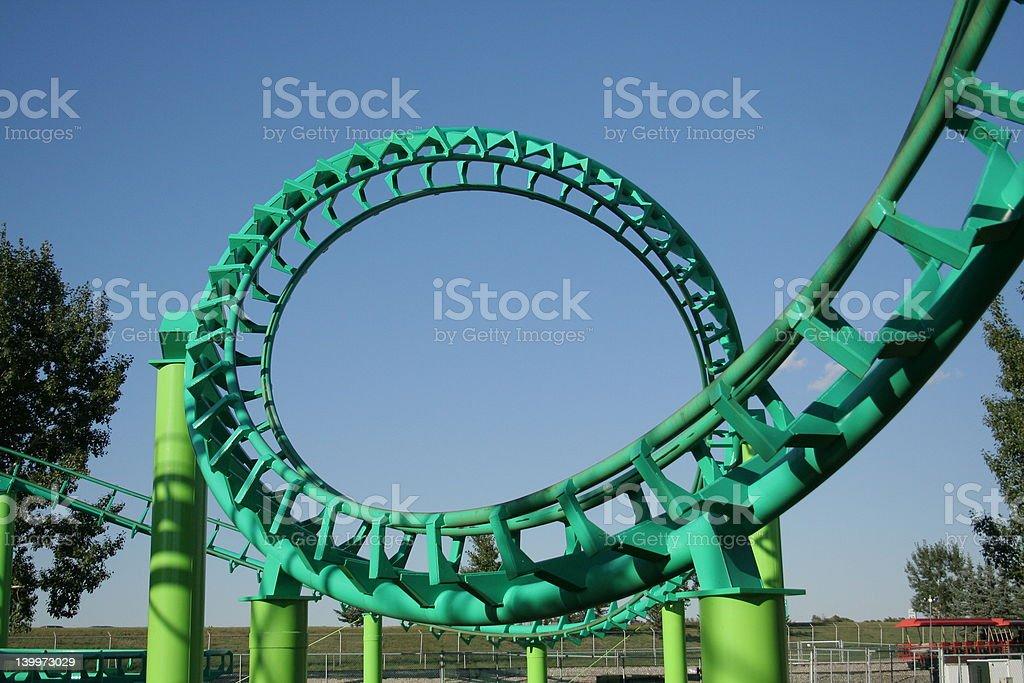 Loop deLoop stock photo