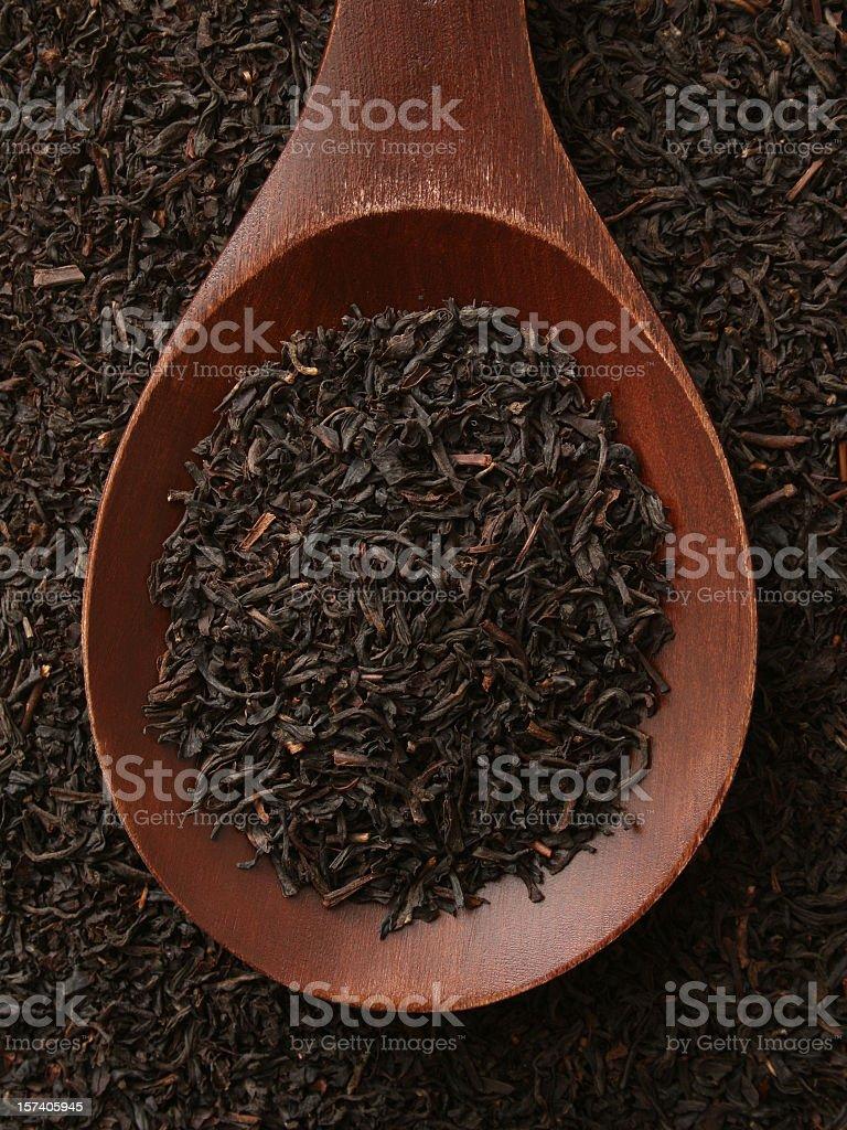 Loose tea royalty-free stock photo