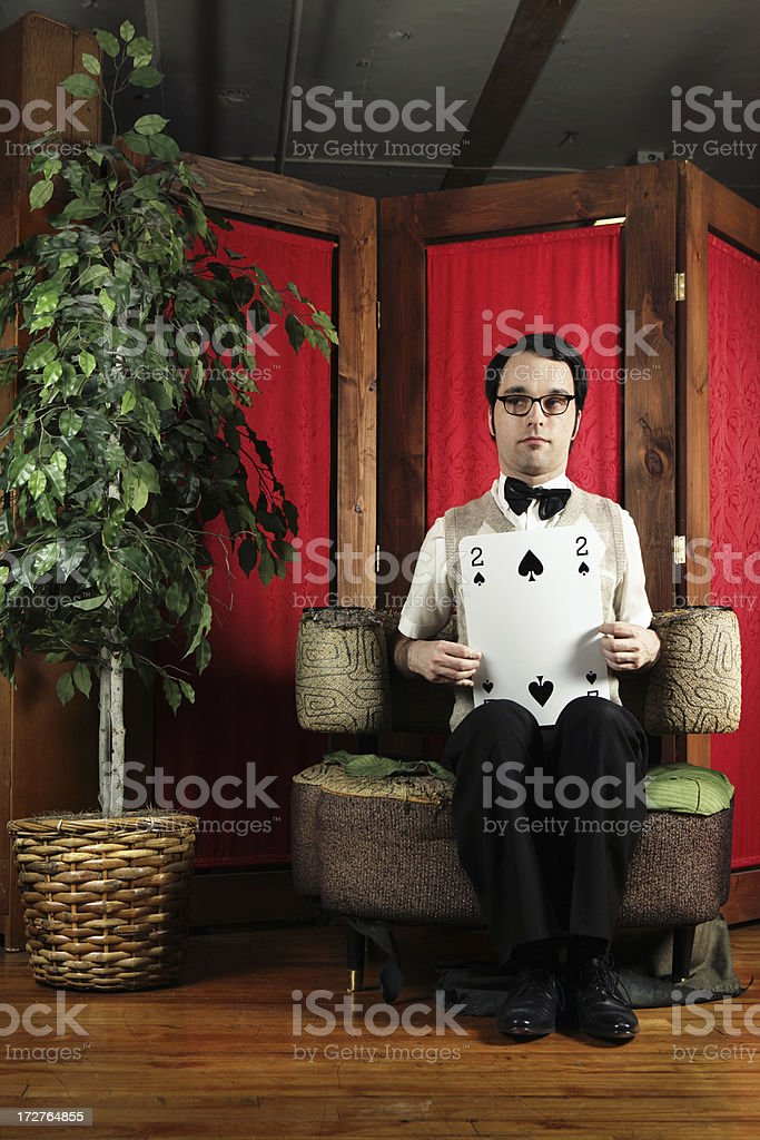 Looser royalty-free stock photo