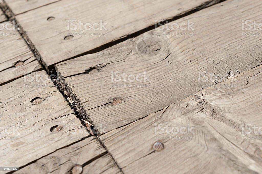 lopwood boards royalty-free stock photo