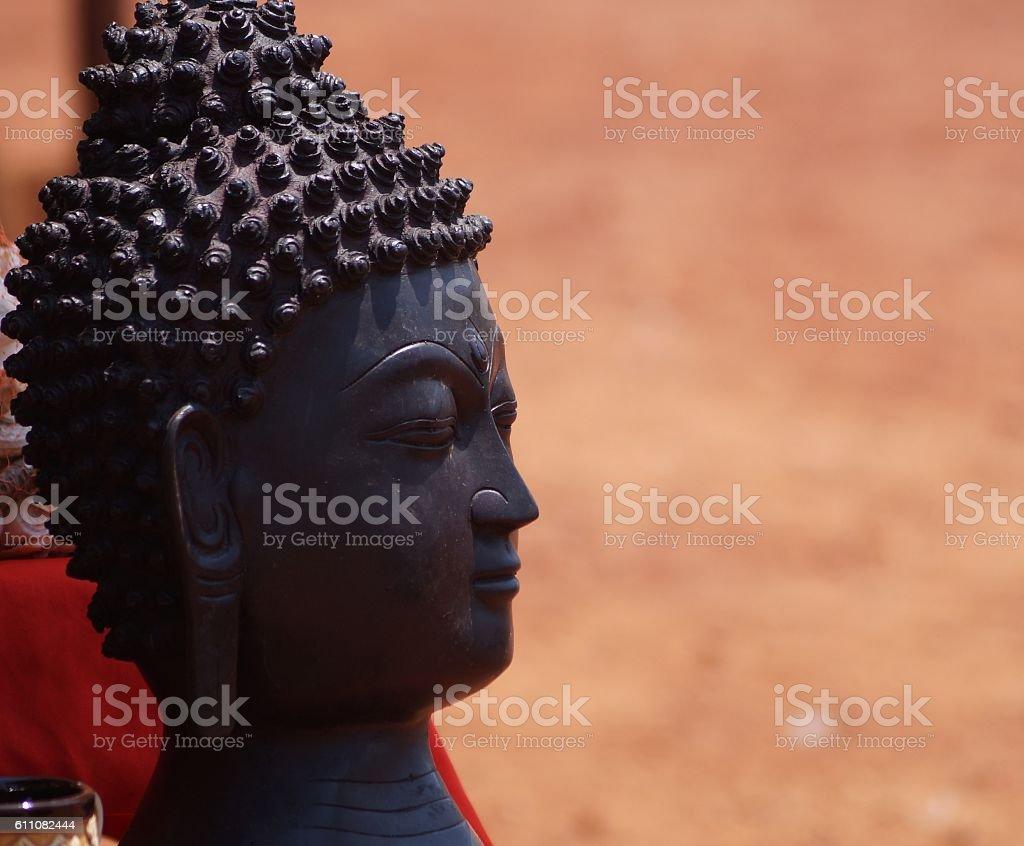 Lord Buddha royalty-free stock photo