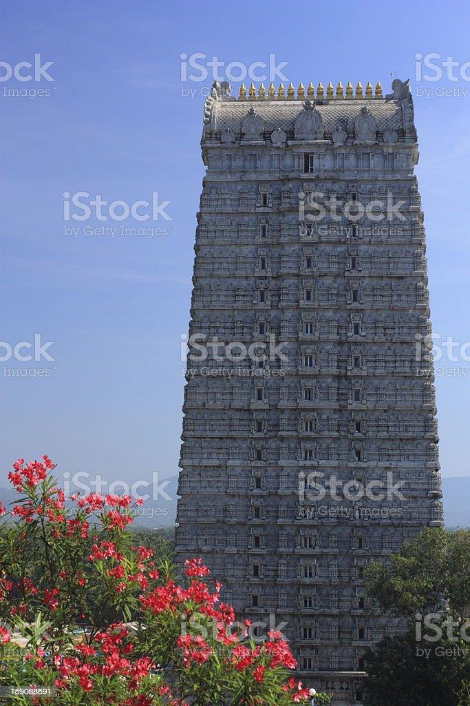 Lord Shiva Temple in Murudeshwar, Karnataka, India. royalty-free stock photo