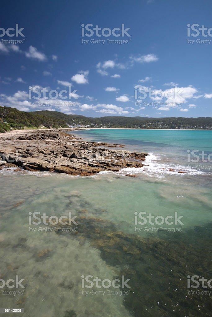 Lorne, Australia foto stock royalty-free