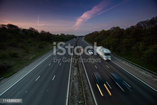 506292564 istock photo Lorry on motorway 1143355201