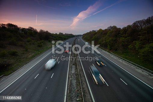 506292564 istock photo Lorry on motorway 1143355263