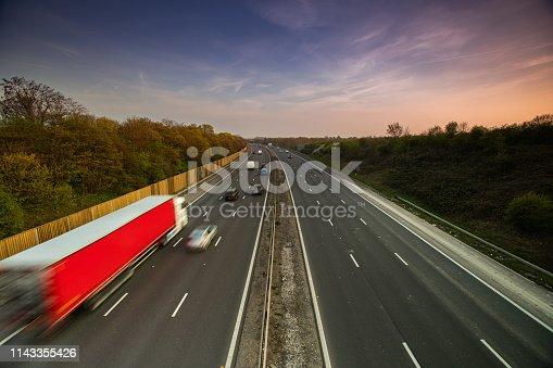506292564 istock photo Lorry on motorway 1143355426