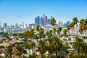 istock Los Angeles downtown 845028274