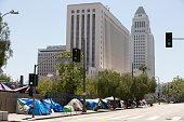 istock Los Angeles Homelessness 1222500410