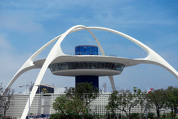 Los Angeles, LAX - foto de acervo