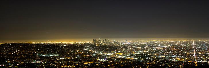 Los Angeles Stockfoto en meer beelden van Achtergrond - Thema