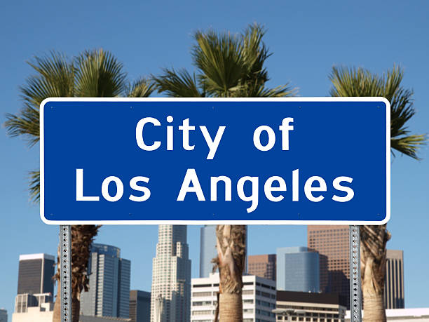 514 Welcome To Los Angeles Sign Stock Photos, Pictures & Royalty-Free Images - iStock