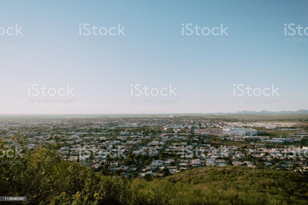 Los Mochis - foto de stock