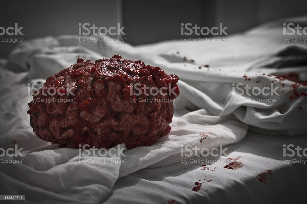 Lose Your Mind stock photo