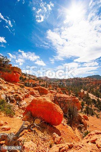 istock Losee Canyon. 1323224287