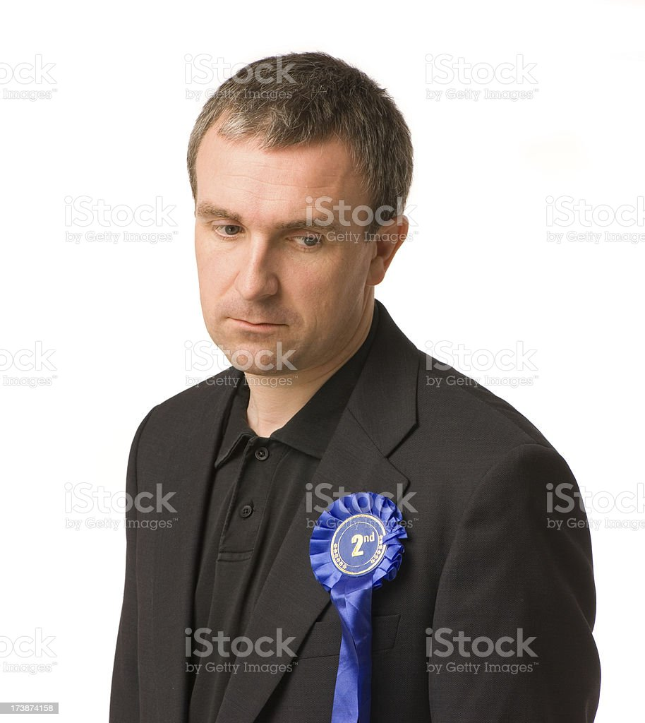 loser royalty-free stock photo
