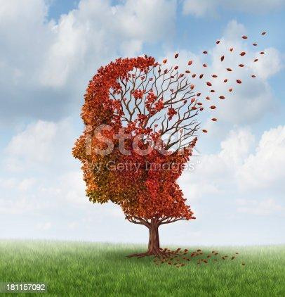 istock Losing Brain Function 181157092