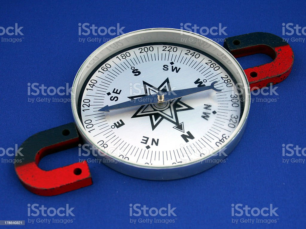 Lost direction? royalty-free stock photo