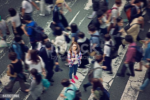 istock Lost in Japan 542327594