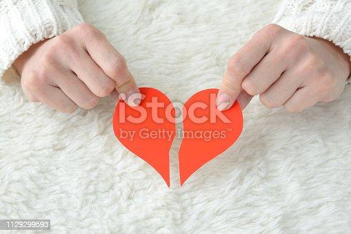 182781451 istock photo Lost love concepts 1129299593