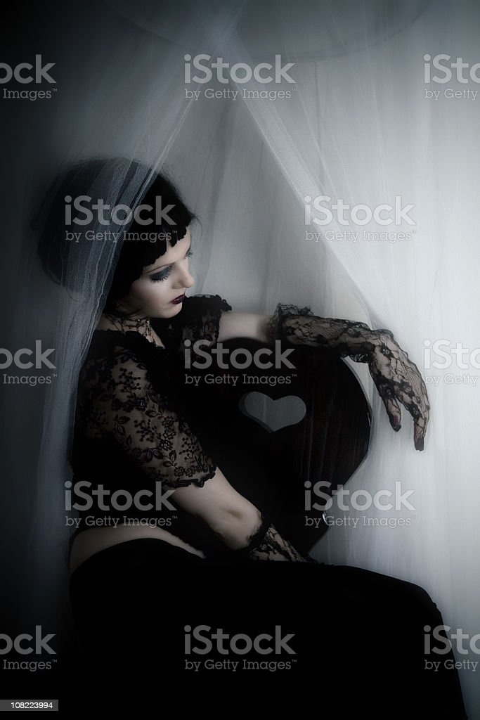 Lost love royalty-free stock photo