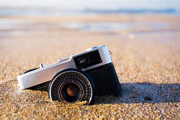 Lost memories stock photo