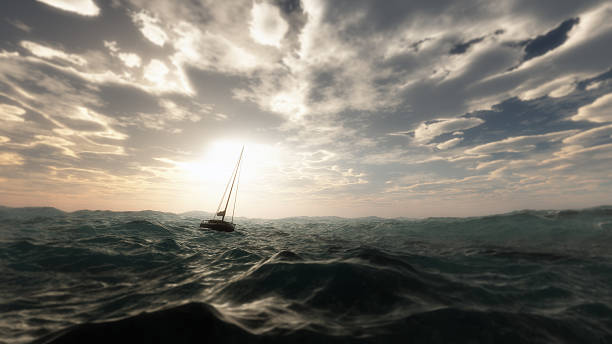 Lost sailing boat in wild stormy ocean cloudy sky picture id499170161?b=1&k=6&m=499170161&s=612x612&w=0&h=7h3tisggp sh2v2m8raz7jr7irpxfgchdde4ea4sd4c=