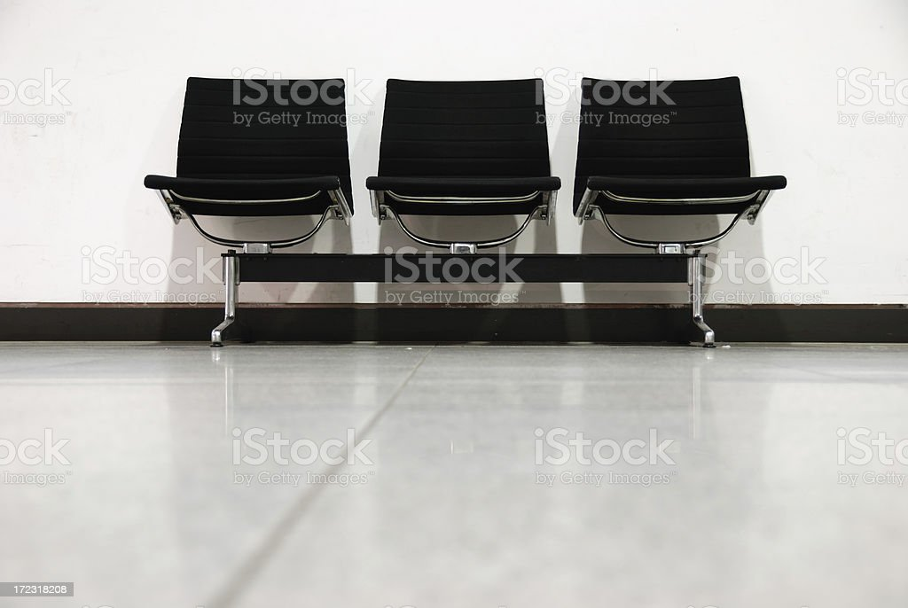 lost seats royalty-free stock photo