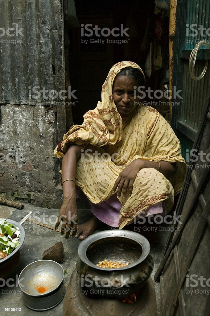 Lost souls of India royalty-free stock photo